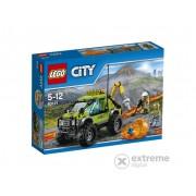 LEGO ® City Camion de explorare a vulcanului 60121