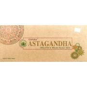 Betisoare parfumate Goloka Astagandha organic