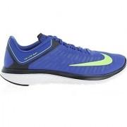 NIKE FS LITE RUN 4 (BLUE) Sports Shoes + 3 Pair of PUMA Ankle Socks FREE