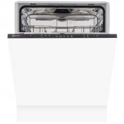 Neff S511A50X0G Built In Fully Integrated Dishwasher - Black