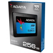 "SSD Adata SU800 256 GB, SATA III, 2.5"", ASU800SS-256GT-C"