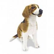 Catel din plus realistic Beagle, Melissa and Doug