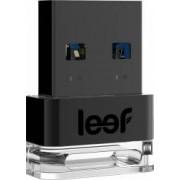 USB Flash Drive Leef Supra Charcoal 64GB USB 3.0 Negru