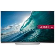 "LG OLED65E7V 65"" 4K Ultra HD OLED Television - Silver"