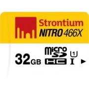Strontium Nitro 32 GB MicroSDHC Class 10 70 MB/s Memory Card