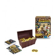 New Entertainment Pirate's Plunder Game Board Game