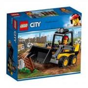 Конструктор Лего Сити - Строителен товарач, LEGO City 60219