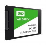 DISCO SÓLIDO WESTERN DIGITAL GREEN WDS120G2G0A - 120GB - SATA 3 - 2.5'/6.35CM - 7MM - LECTURA HASTA 545MB/S