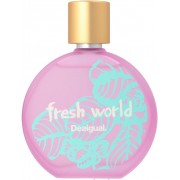 FRESH WORLD edt vaporizador 100 ml