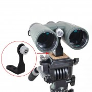 Meco Bosma Universal L Shape Adapter Metal Rack Holder Support Tripod Connector For Telescope