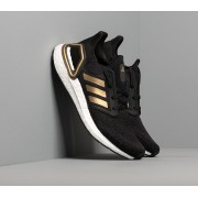 adidas UltraBOOST 20 Core Black/ Gold Metalic/ Solid Red