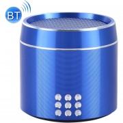 Portable Verdadero Wireless Stereo Mini Altavoz Bluetooth Con Indicador LED Y Arnés Para IPhone, Samsung, HTC, Sony Y Otros Smartphones (azul)