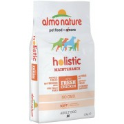 Almo Nature Holistic Cane Adult Medium Pollo Riso Kg 12