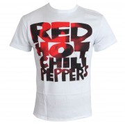 tricou stil metal bărbați Red Hot Chili Peppers - Type Face Fill - AMPLIFIED - ZAV210CPF