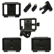 Ismartdigi iGP230 Back Cover Stand set for Gopro Hero 1,2,3,3+,4,4S