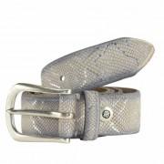 b.belt Gürtel Leder 90 cm beige