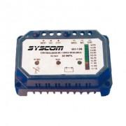 Controlador de carga y descarga p/ sistemas solares 30A-12V