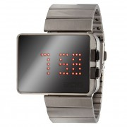 EOS New York Led W Watch Black 352SBLK