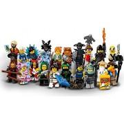 LEGO Ninjago Movie Collectible Minifigures (71019) - Set of 20