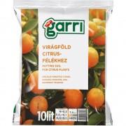 GARRI Virágföld citrusfélékhez 10 Literes