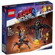 Batman si Barba metalica 70836 LEGO Movie