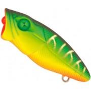 Vobler Rapture Chibi Pop Floating, Matt Fire Tiger, 3.7cm, 2.5g