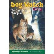 To Catch a Burglar, Paperback/Mary Casanova
