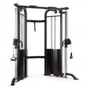 Xtrakter Máquina Musculação Pesos Tracção Cabos Aço 2x90kg Preto