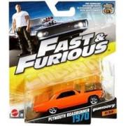 Masinuta Fast & Furious 8 Plymouth Roadrunner 1970
