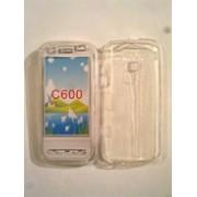 Силиконов гръб за Nokia C6