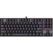 Tastatura Gaming Redragon Kumara, taste mecanice, iluminata (Neagra)