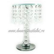Suport ornament sticla