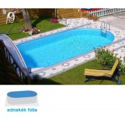 Hobby Pool Styria 6,25x3,6x1,5m fémpalástos medence szett 6,6m3/h homokszűrős vízforgatóval SB-012270