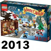 Lego New City Town Advent Calendar For Christmas Xmas 2013 24 Gift Toys Good Gift To Your Lovely Fast Shipping Ship Worldwide From Hengheng Shop