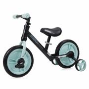 Bicikl Balance Bike ENERGY 2 u 1 Black & Green