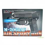 Air Sports Gun with Red Laser and 6mm Bullets
