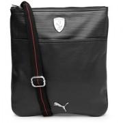 Puma Black Unisex Messenger Bag