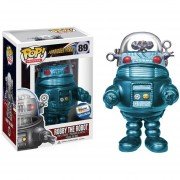 Funko Pop Robby The Robot Metalico Exclusivo Vinyl-Multicolor