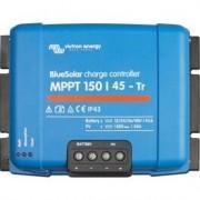 Regulador Mppt Victron Bluesolar Mppt 150/45-Tr De 45a Y 12-24-36-48v