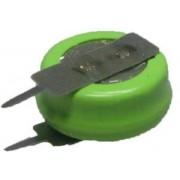 Akumulator 40BVH GP Battery 40mAh NiMH 1.2V 11.6x5.5mm blaszki 1x1