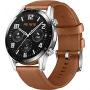 Huawei Smartwatch HUAWEI Watch GT 2 Classic 46 mm Srebrny