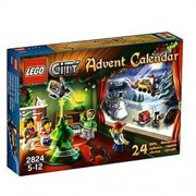 Lego (LEGO) City Advent Calendar 2824
