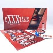 Exxxtázis - társasjáték