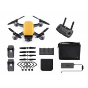 Dron DJI Spark Yellow - FLY MORE COMBO