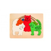 Hape-Cats (George Luck Puzzle)