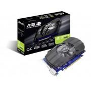 Asus Grafikkort Asus Nvidia GeForce GT1030 Phoenix 2 GB GDDR5 PCIe x16 HDMI, DVI