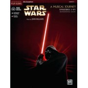 Alfred Music Publishing Star Wars Journey I-VI A-Sax
