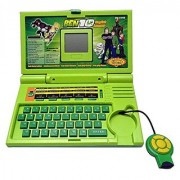 Ben10 English Learner Kids Educational Laptop with 20 Activities