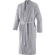 JOOP! Albornoces Hombre Kimono plata Talla 54/56, largo 125 cm 1 Stk.