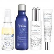 Melvita/メルヴィータ 白ゆりの透明感4ステップ